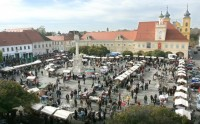 ANTIQUES FAIR – OSIJEK'S TVRĐA, EVERY FIRST SATURDAY OF EACH MONTH