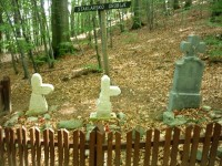 """GLAZIER CEMETERY"" IN THE FOREST PARK JANKOVAC"