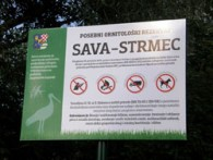 ORNITHOLOGICAL RESERVE SAVA – STRMEC