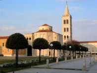 CHURCH OF ST. DONAT - A TRADEMARK OF ZADAR