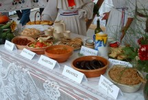 FOOD FESTIVAL, WHAT OUR ANCESTORS ATE, VRBOVEC, AUGUST, 2017.