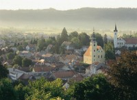 SAMOBOR CITY - THE PICTURESQUE TOWN